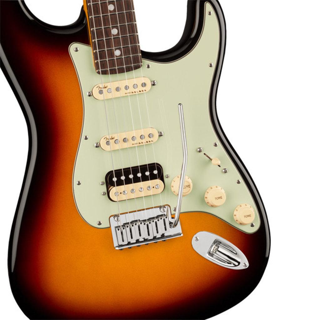 Fender Fender American Ultra Stratocaster HSS RW Ultraburst