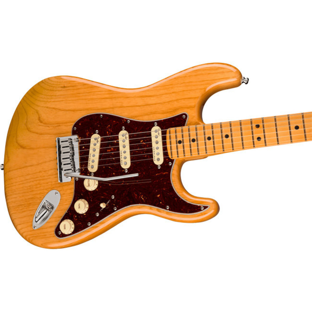 Fender Fender American Ultra Stratocaster MN Aged Natural
