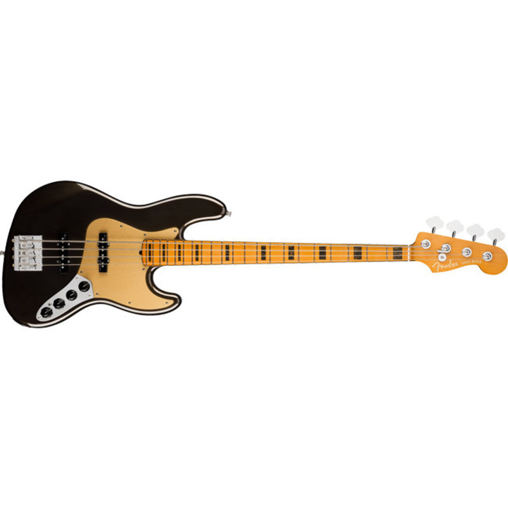 Fender Fender American Ultra Jazz Bass MN Texas Tea