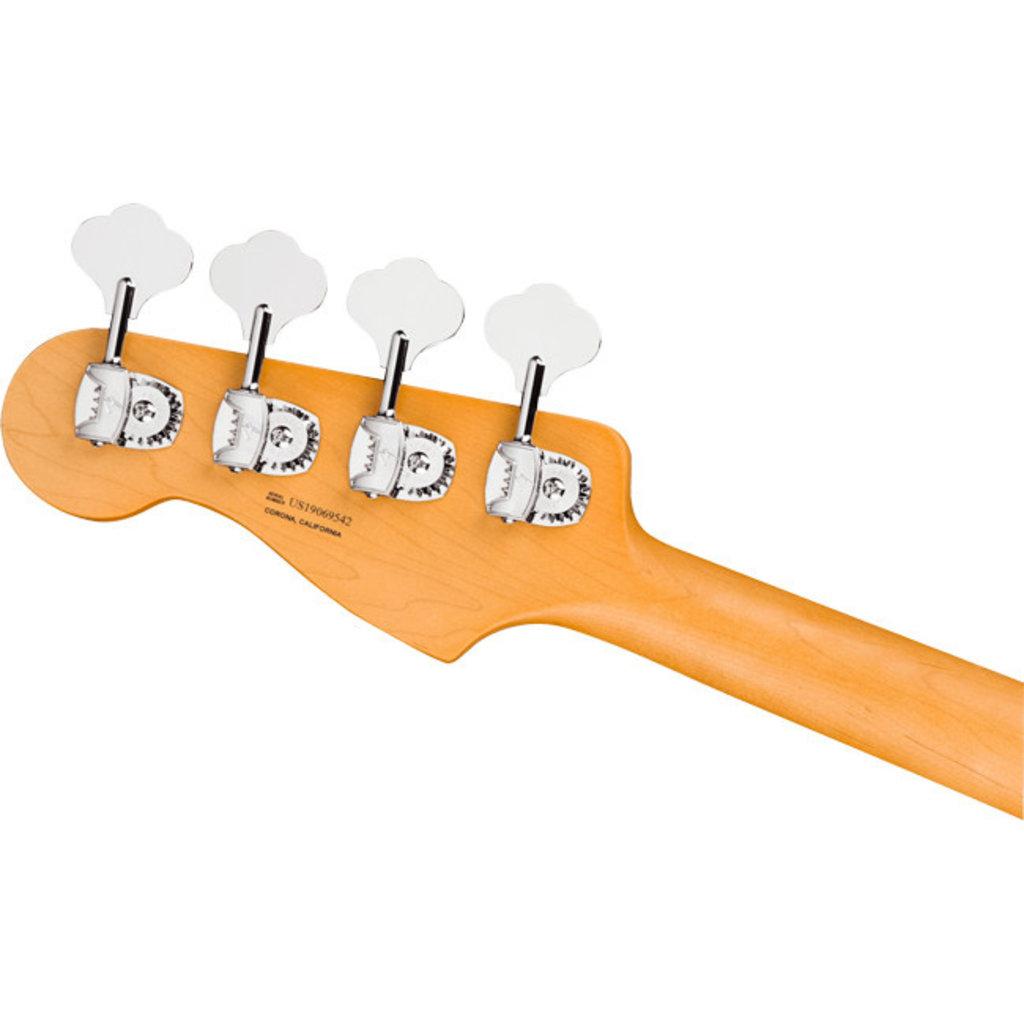 Fender Fender American Ultra P-Bass MN - Plasma Red Burst