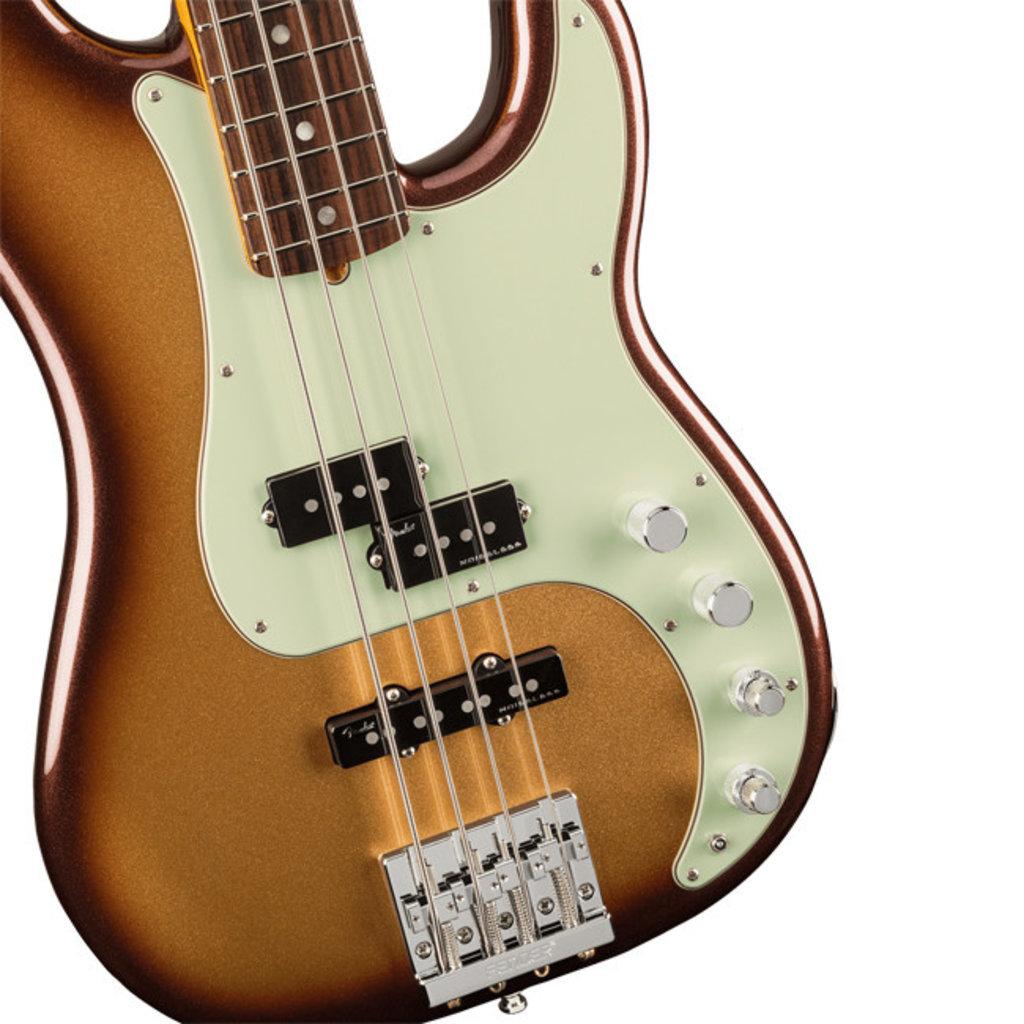 Fender Fender American Ultra P-Bass RW Mocha Burst