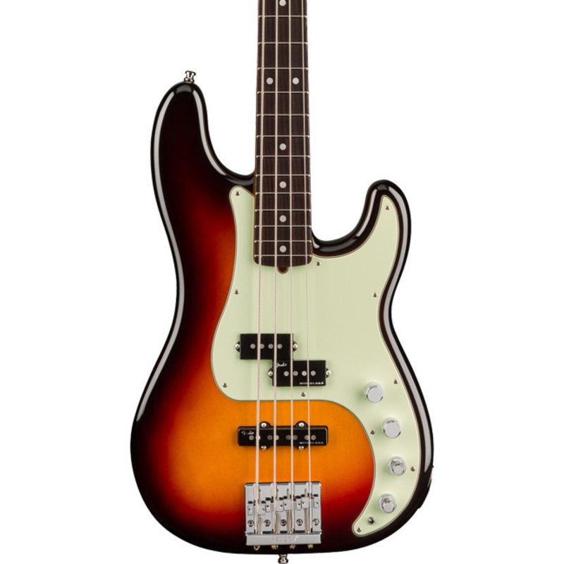 Fender Fender American Ultra P-Bass RW - Ultraburst