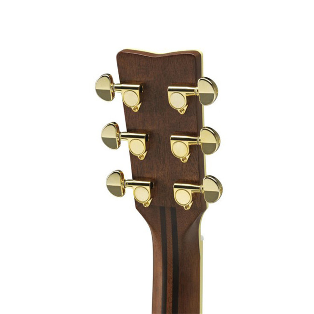 Yamaha Yamaha LL6 ARE BL Acoustic Guitar w/hard bag