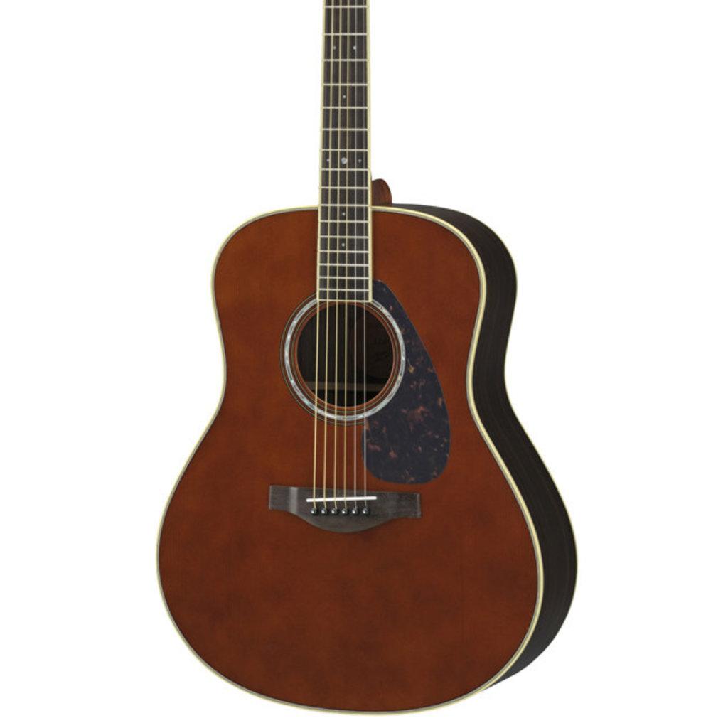 Yamaha Yamaha LL6 ARE DT Acoustic Guitar w/hard bag