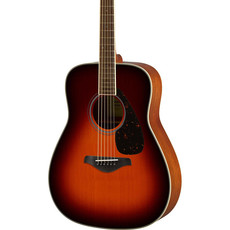 Yamaha Yamaha FG820 Brown Sunburst Acoustic Guitar