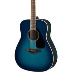 Yamaha Yamaha FG820 Sunset Blue Acoustic Guitar