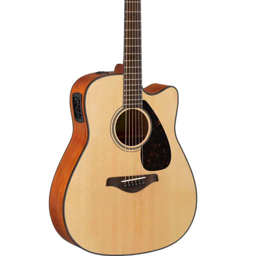 Yamaha Yamaha FGX800C Acoustic/Electric
