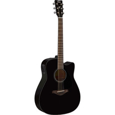 Yamaha Yamaha FGX800C Blk Acoustic/Electric