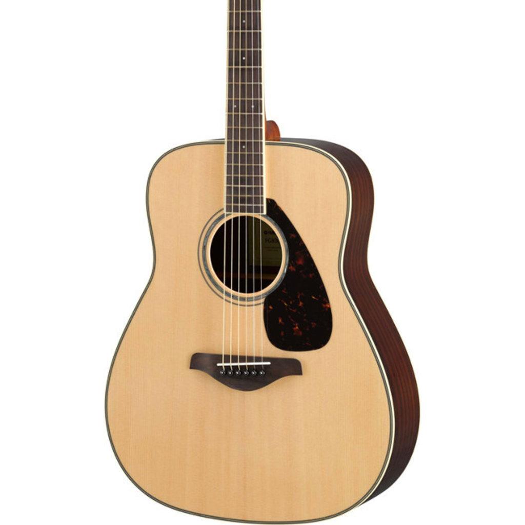 Yamaha Yamaha FG830 Acoustic Guitar
