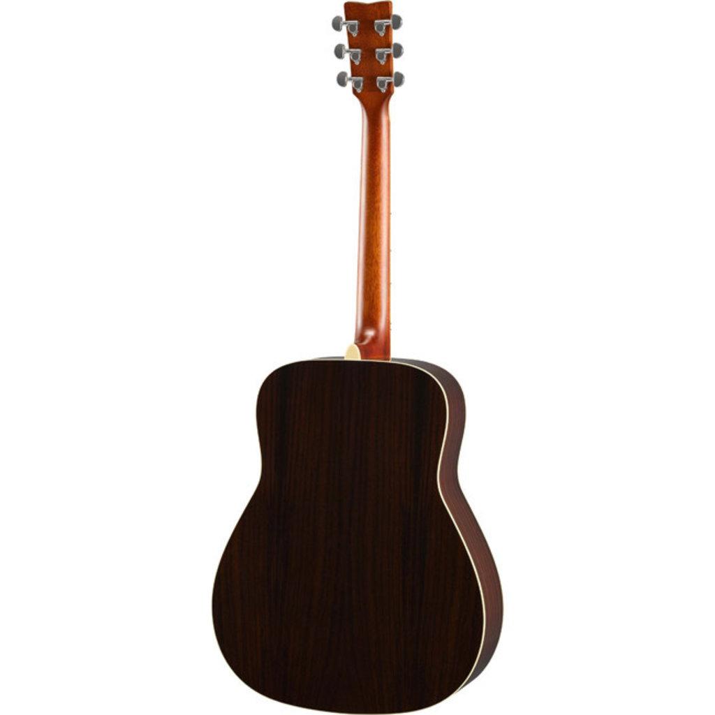 Yamaha Yamaha FG830 TBS Acoustic Guitar