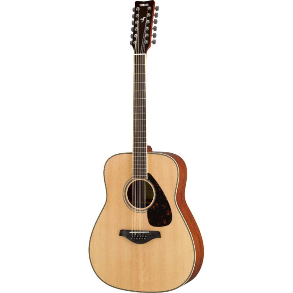 Yamaha Yamaha FG820-12 Acoustic Guitar