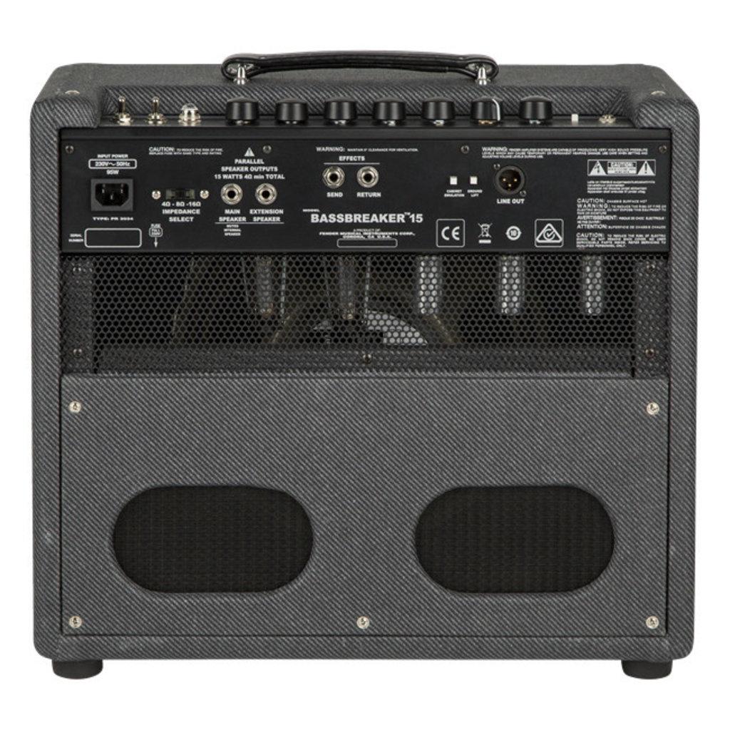 Fender Fender Bassbreaker 15 Combo Amplifier