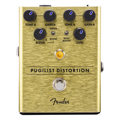 Fender Fender Pugilist Distortion Pedal