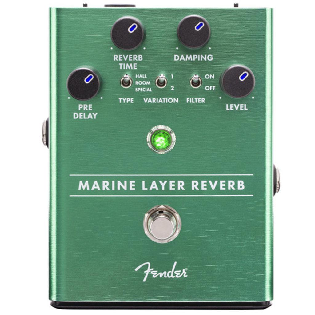 Fender Fender Marine Layer Reverb Pedal