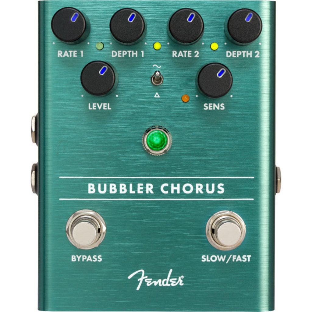 Fender Fender Bubbler Analog Chorus Pedal