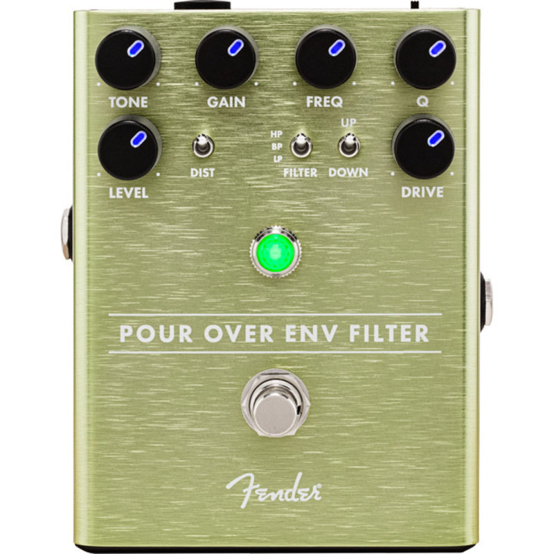 Fender Fender Pour Over Envelope Filter Pedal