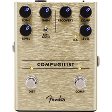 Fender Fender Compugilist Comp/Distortion Pedal