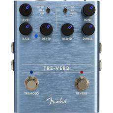 Fender Fender Tre-Verb Digital Reverb/Tremelo Pedal