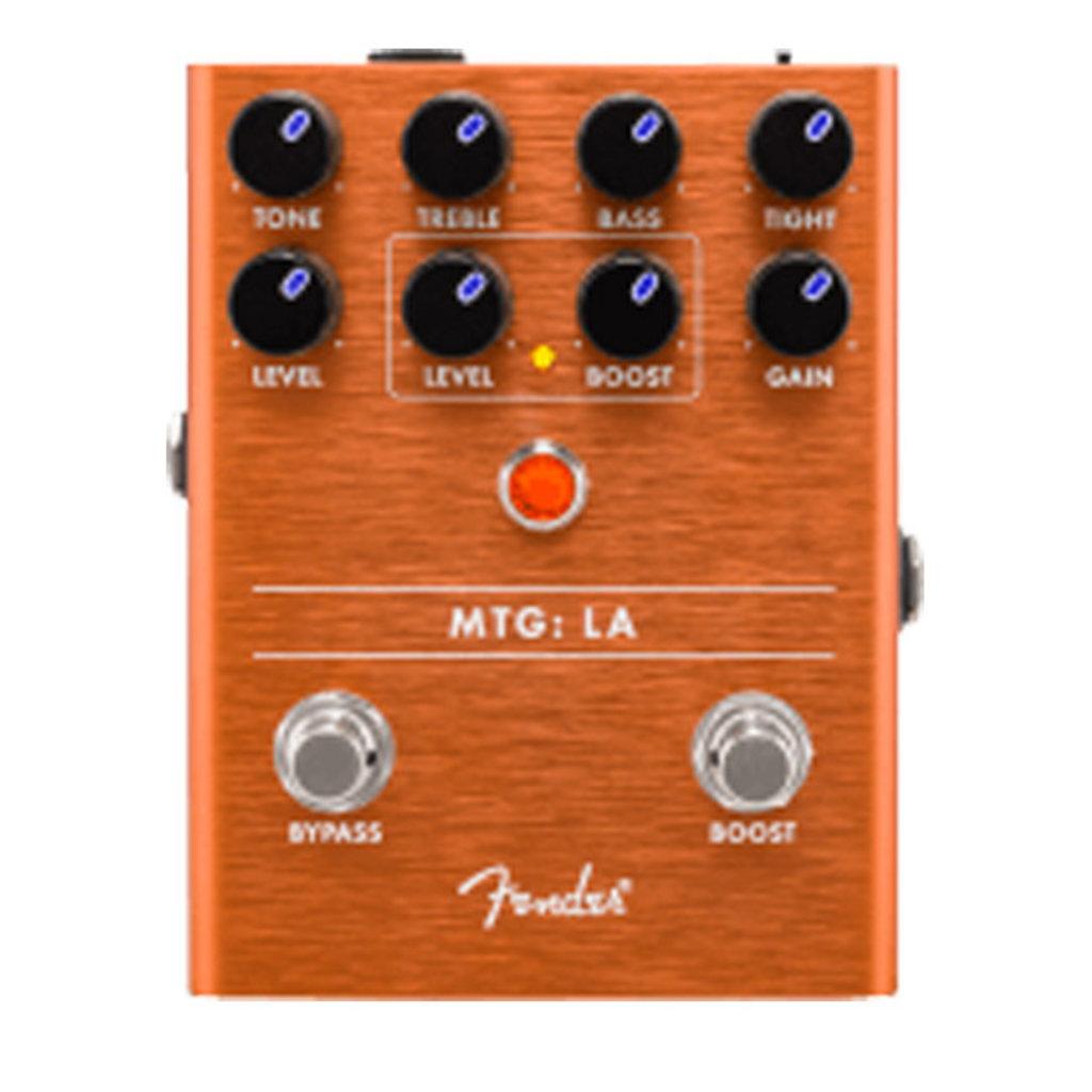 Fender Fender MTG/LA Distortion Effect Pedal