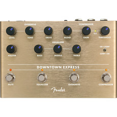 Fender Fender Downtown Express Bass Multi FX Pedal