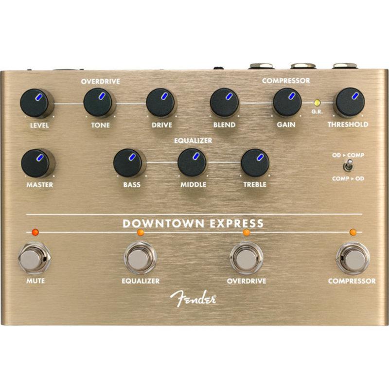 Fender Fender Downtown Express Bass Multi FX Pedal