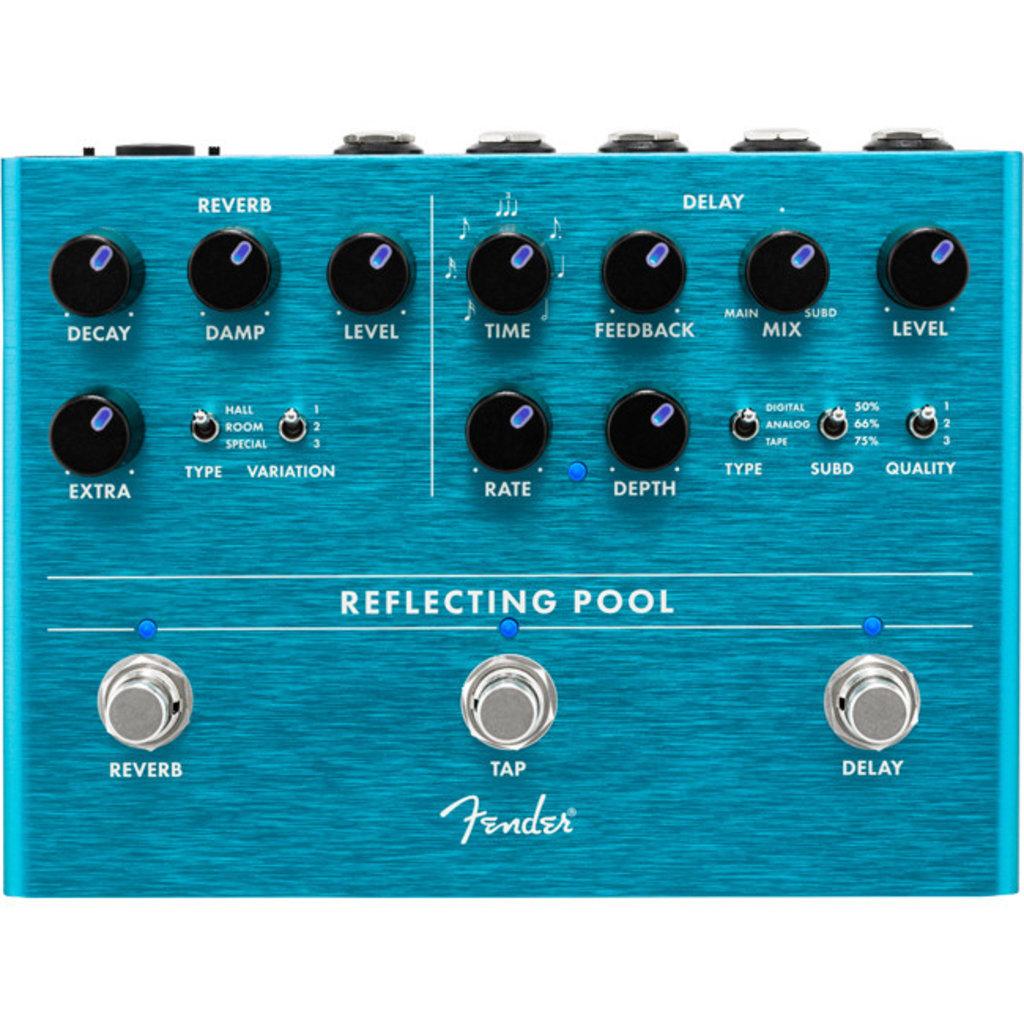 Fender Fender Reflecting Pool Delay/Reverb