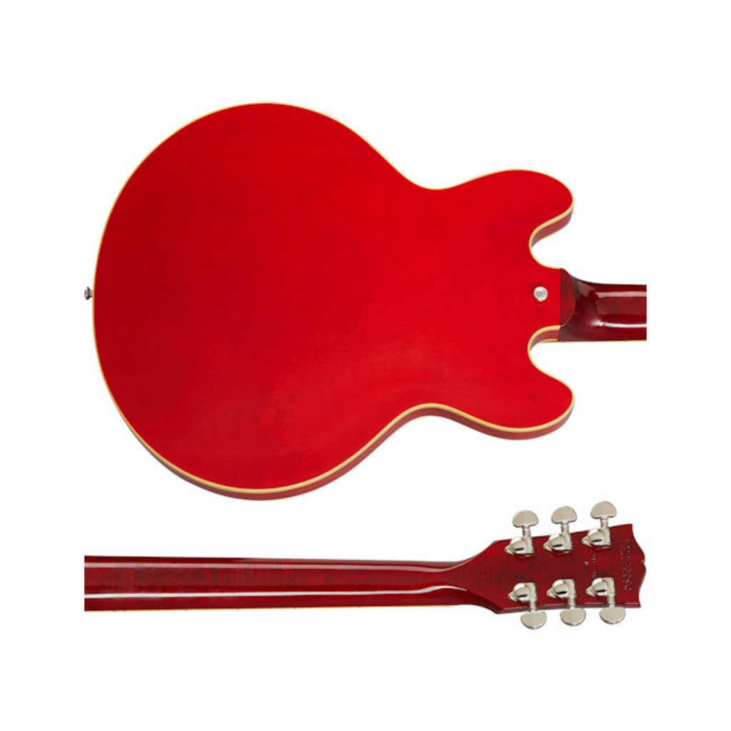 Gibson Gibson ES-339 Plain Top  - Cherry