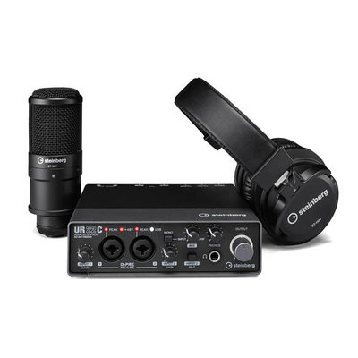 Steinberg Steinberg UR22C R Pack Audio Interface Package
