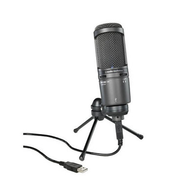 Audio Technica Audio Technica At 2020 Usb Plus