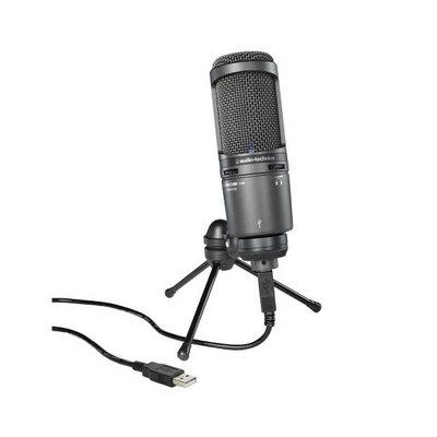 Audio Technica Audio Technica AT2020 USB Plus Cond Microphone