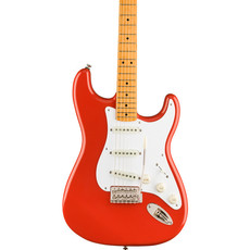 Fender Fender Squier Classic Vibe 50's Stratocaster MN Fiesta Red