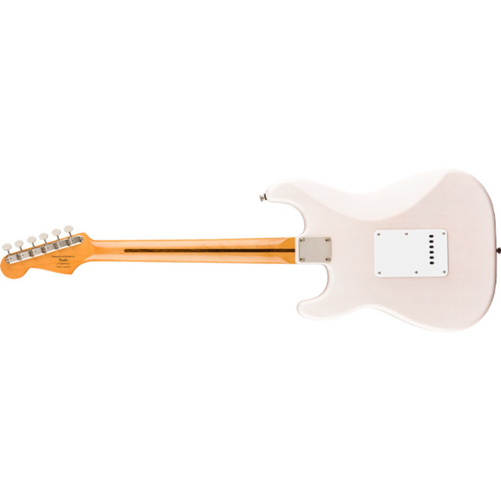 Fender Fender Squier Classic Vibe 50's Stratocaster - Maple Neck White Blonde