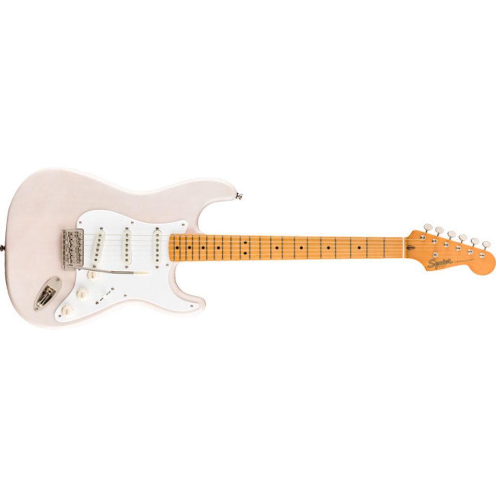 Fender Fender Squier Classic Vibe 50's Stratocaster MN White Blonde