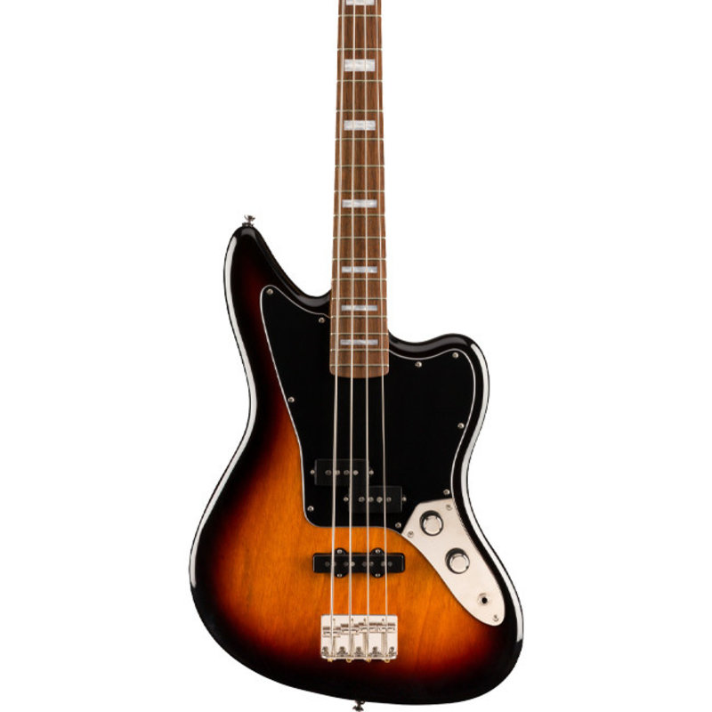 Fender Fender Squier Classic Vibe 60's Jaguar Bass - 3-Tone Sunburst