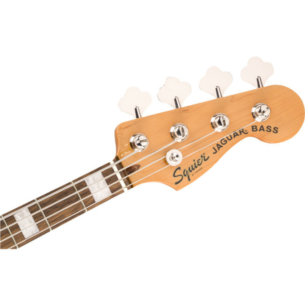 Fender Fender Squier Classic Vibe 60's Jaguar Bass Black