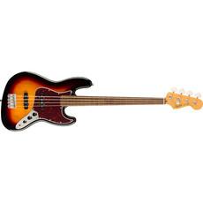 Fender Fender Squier Classic Vibe 60's Jazz Bass 3TS Fretless