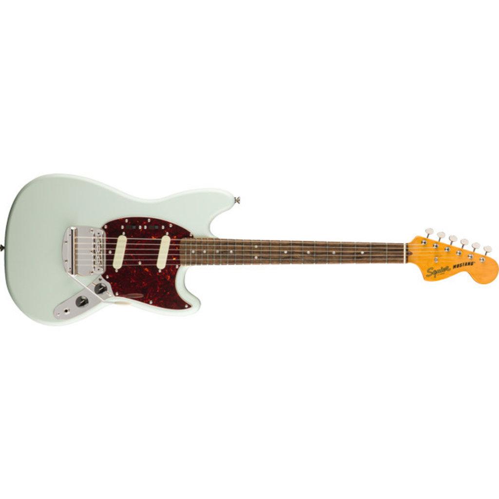Fender Fender Squier Classic Vibe 60's Mustang  LRL - Sonic Blue