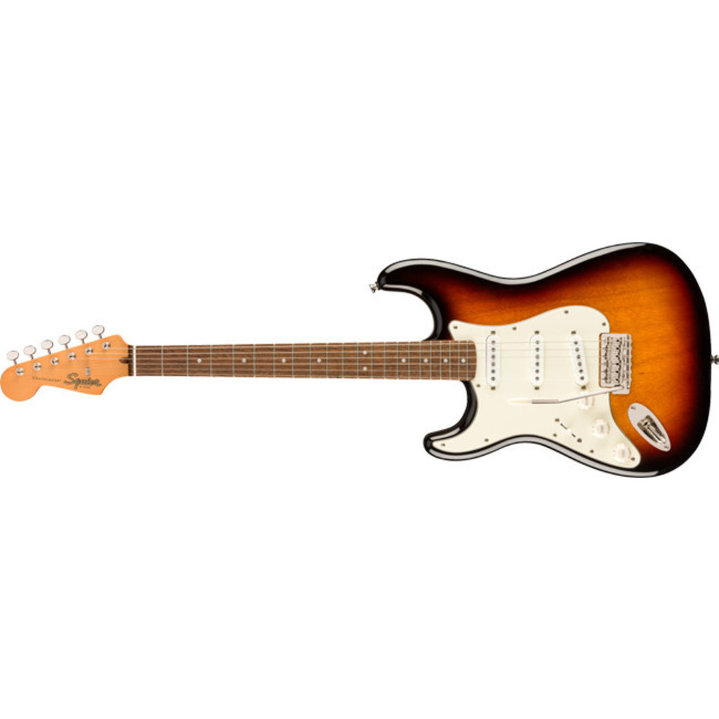 Fender Fender Squier Classic Vibe 60's Stratocaster LRL - 3-Tone Sunburst Lefty