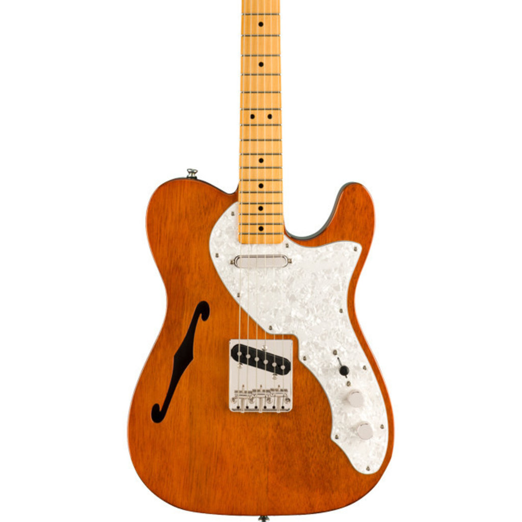 Fender Fender Squier Classic Vibe 60's Telecaster Thinline MN Natural