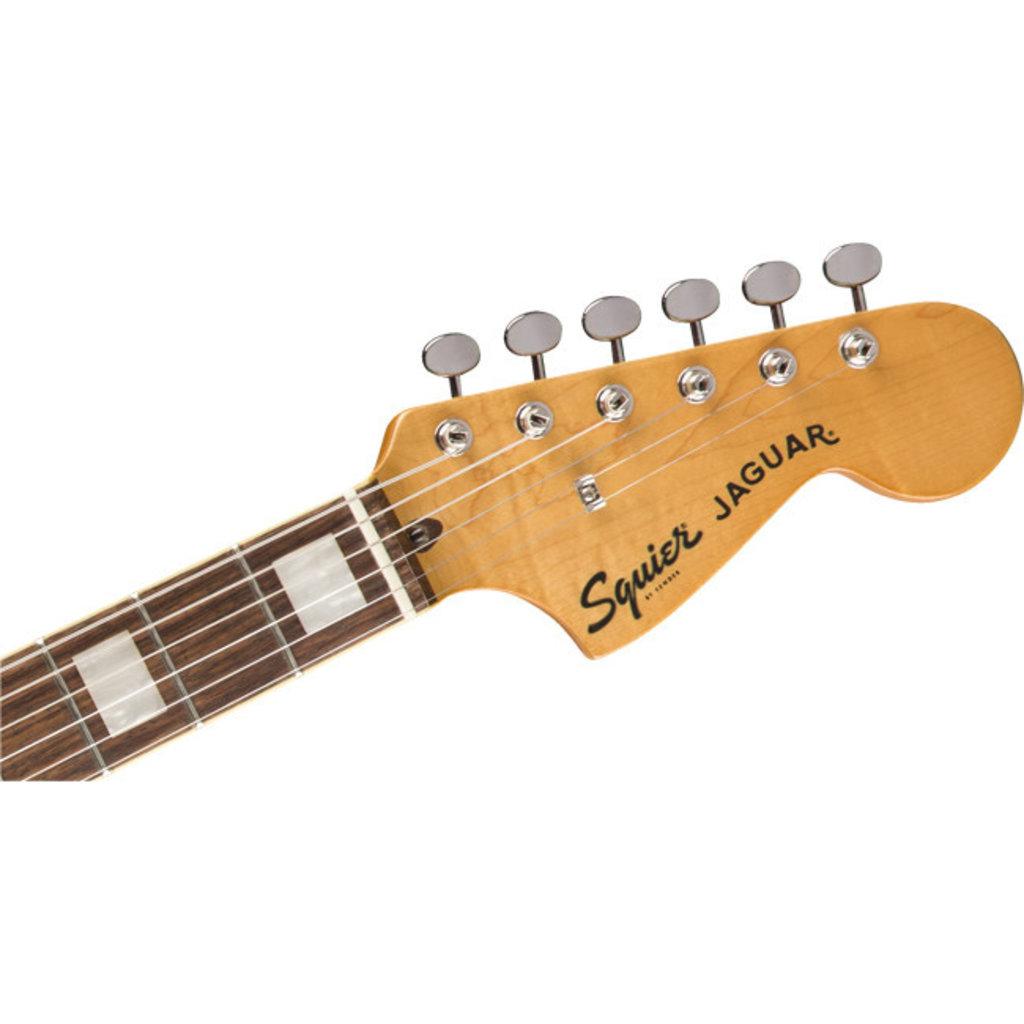 Fender Fender Squier Classic Vibe 70's Jaguar LRL Black
