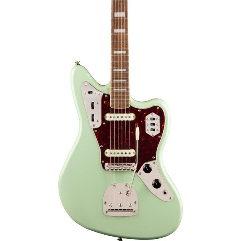 Fender Fender Squier Classic Vibe 70's Jaguar LRL - Surf Green