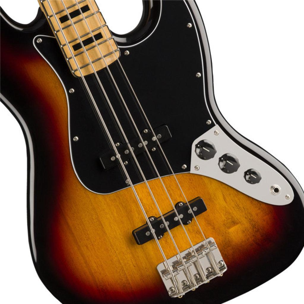 Fender Fender Squier Classic Vibe 70's Jazz Bass - 3-Tone Sunburst