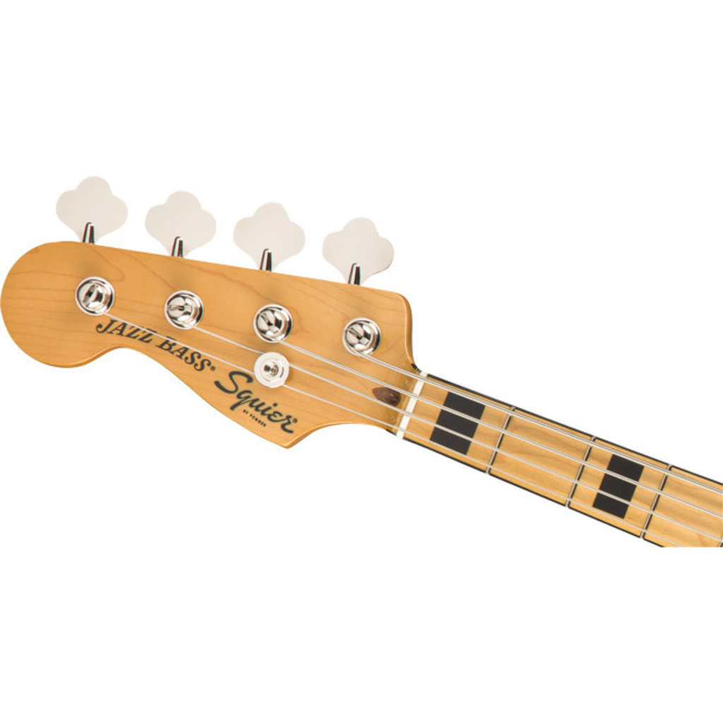 Fender Fender Squier Classic Vibe 70's Jazz Bass Black Lefty
