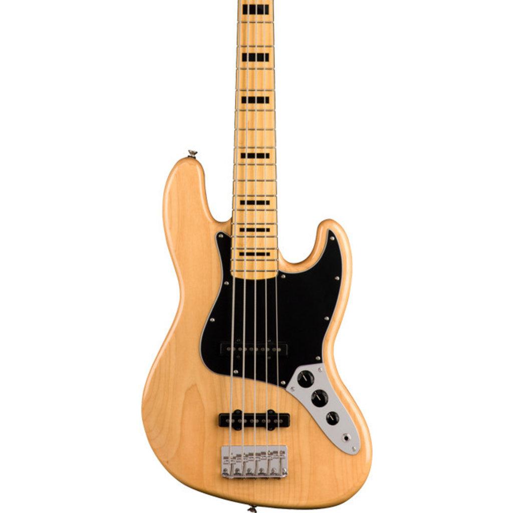 Fender Fender Squier Classic Vibe 70's Jazz Bass V Natural