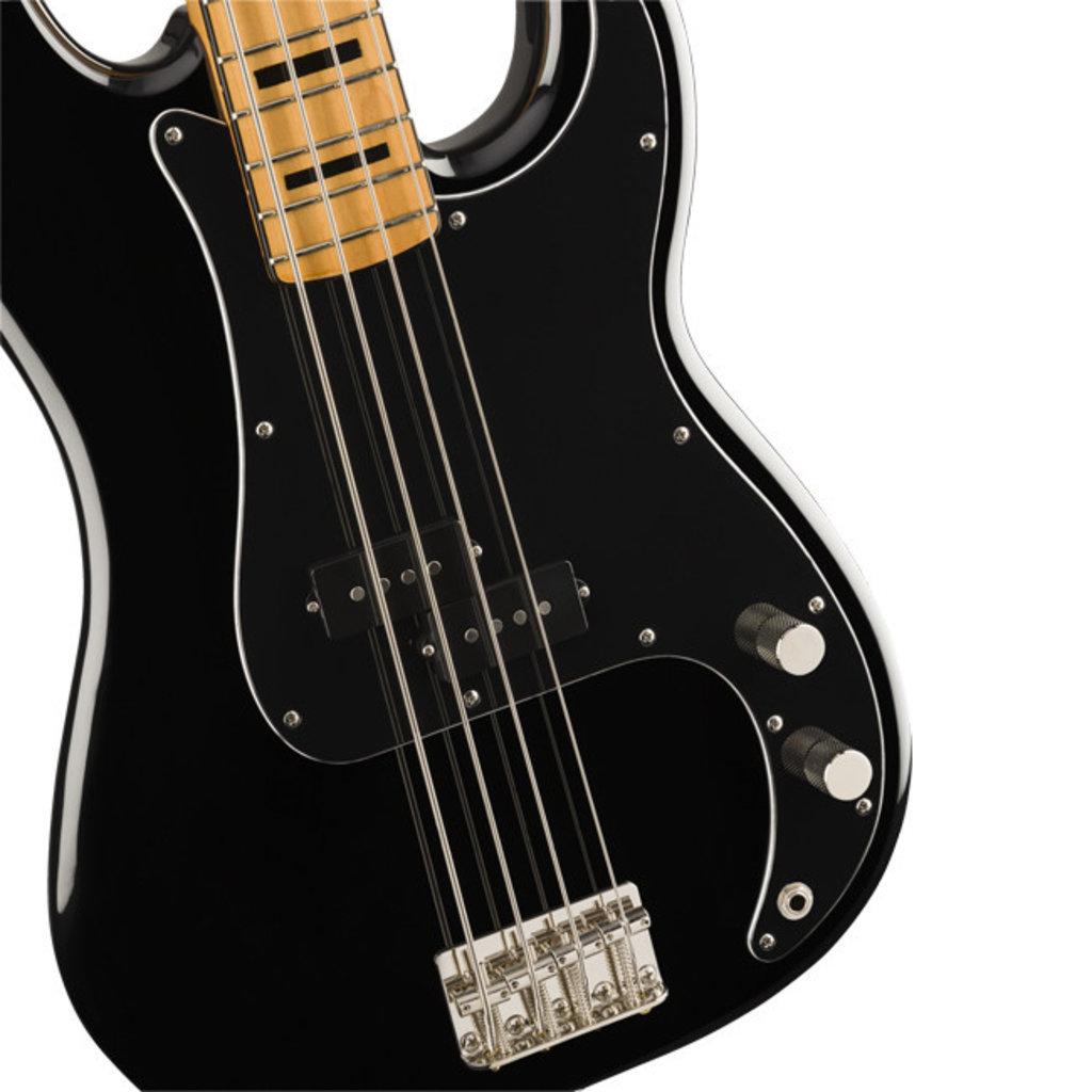Fender Fender Squier Classic Vibe 70's P-Bass MN - Black