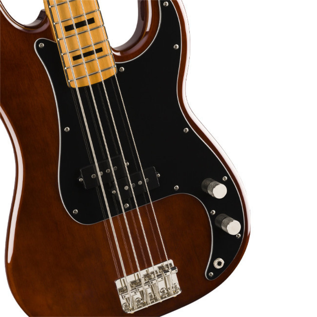 Fender Fender Squier Classic Vibe 70's P-Bass MN Walnut
