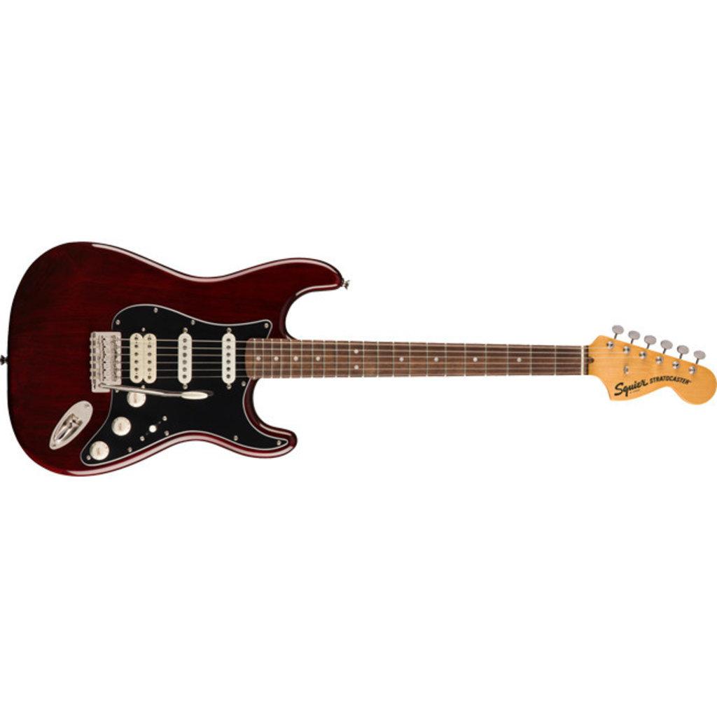 Fender Fender Squier Classic Vibe 70's Stratocaster HSS LRL Walnut