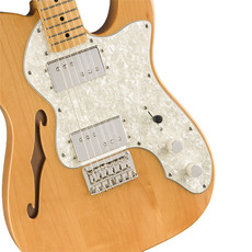 Fender Fender Squier Classic Vibe 70's Telecaster Thinline MN Nat