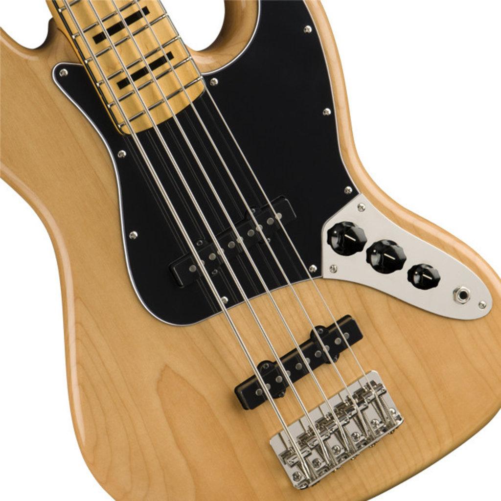 Fender Fender Squier Classic Vibe 70's V Jazz Bass Natural