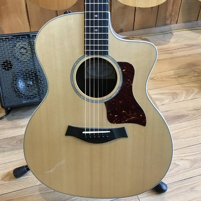 Taylor Guitars Consignment Taylor 214ce CF DLX Acoustic